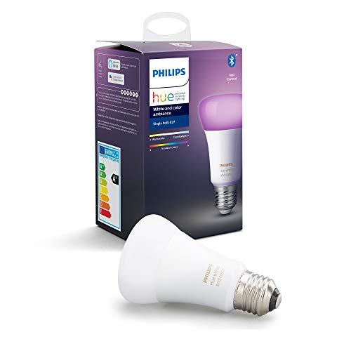 Philips 9.5 W Plastic Lamp, White