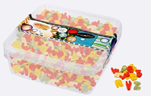 Fruchtgummi Buchstaben 1kg - Deine Naschbox