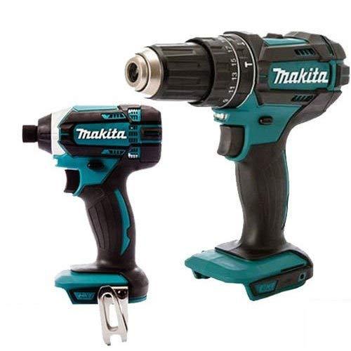 Makita DHP482Z DTD152Z Cordless LXT 18V Li-Ion Combi Drill & Impact Driver Pack