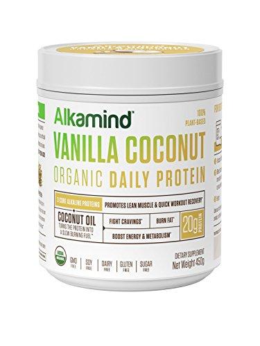 Alkamind Organic Daily Protein
