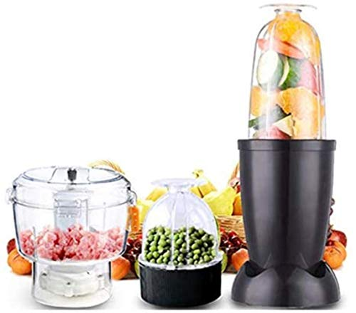 1yess Juicer Mini Electric Juicer Baby Food Blender Fruit Juice Maker Grinder Mincer-us Chopper Meat Mincer Mixer No Smoothie Milkshake Shredder-black 220v,h