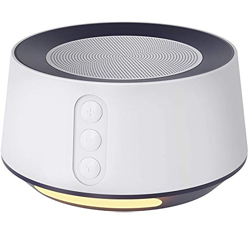 Letsfit White Noise Machine with Adjustable Baby...