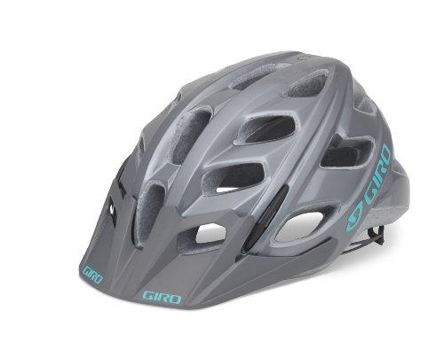 Giro MTB Casco ciclismo Hex Casco ciclismo, Multicolore (titanium/white seaglass), M