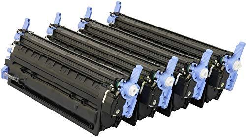 TONER EXPERTE® 4 Toner kompatibel zu HP Q6000A Q6001A Q6002A Q6003A für HP Laserjet 1600 2600 2600n 2600dn 2605 2605dn CM1015 CM1017 MFP (Schwarz: 2500 & Cyan, Magenta, Gelb: 2000 Seiten)
