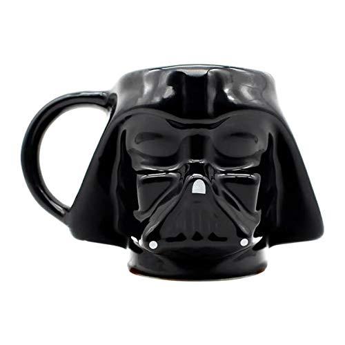 Caneca formato 3d Darth Vader 500ml