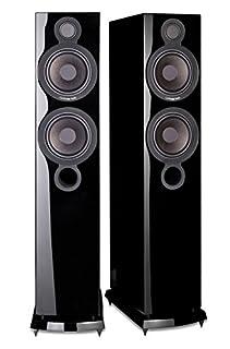 Cambridge Audio Aeromax 6. Uso raccomandato: altoparlante Canali di uscita audio: 2.0canali Numero di dischi: 1. Tecnologia di connessione: Cablato. Potenza in uscita (RMS): 120W Gamma di frequenza: 30–22000HZ Impedenza: 8Ohm Sensibilità: 90db...