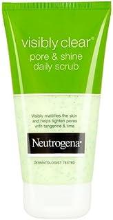 Neutrogena Visibly Clear Pore & Shine Daily Scrub (15ml)