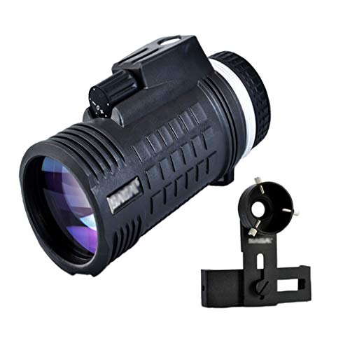 New ZLHY Monocular Hd Compass Measurement Range Positioning Small Mini High List Binoculars, All Opt...