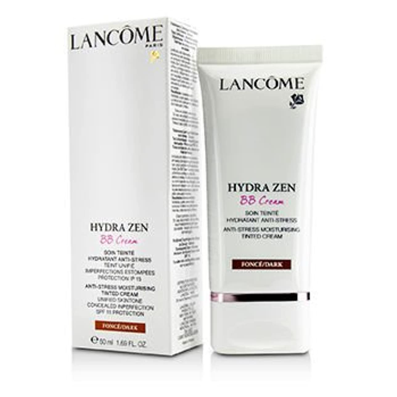 暫定特権思慮深い[Lancome] Lancome Hydra Zen (BB Cream) Anti-Stress Moisturising Tinted Cream SPF 15 - # Dark 50ml/1.69oz
