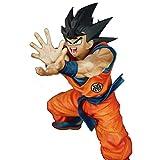 CXNY Dragon Ball Z Goku Shock Wave Facing Style Figura de acción Goku Super Saiyan Colección Modelo Juguetes 20cm