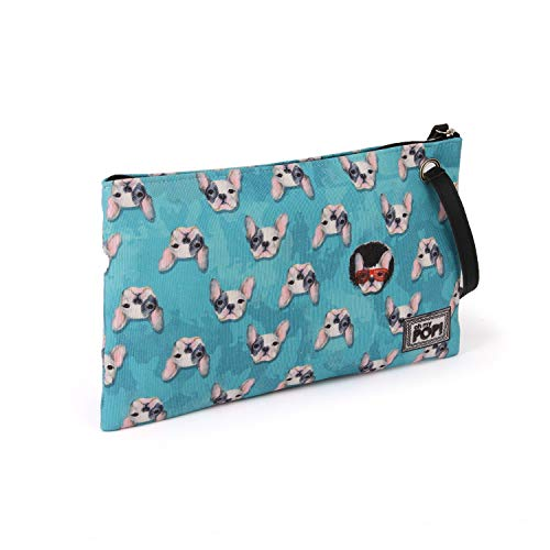 Oh My Pop! Oh My Pop! Doggy-Sunny Kulturtasche Bolsa de Aseo 30 Centimeters Multicolor (Multicolour)