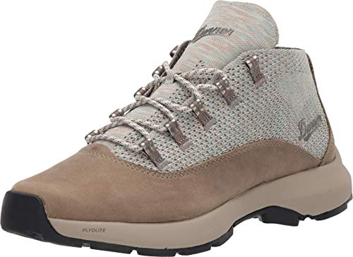 "Danner Women's 31365 Caprine 4"" Lifestyle Shoe, Dusty Jade/Brindle - 9.5 M"
