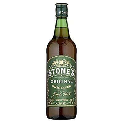 Stone's Original Green Ginger Wine 70cl (Pack of 6 x 70cl)