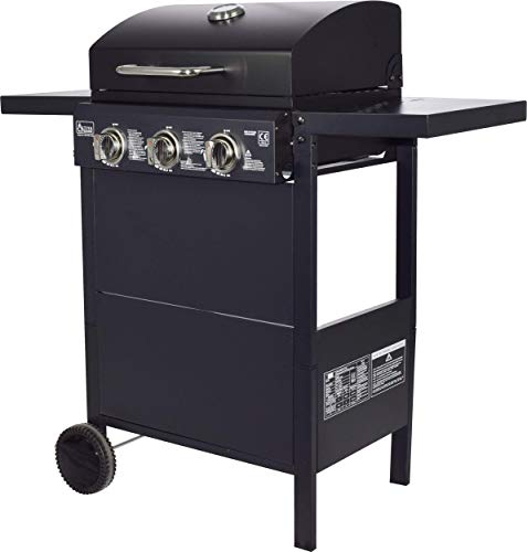 ACTIVA Action Grill - Barbacoa de gas...