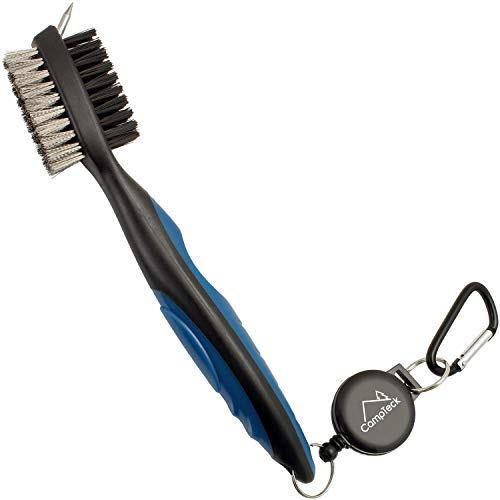 CampTeck U6838-3in1 Golf Club Brush...