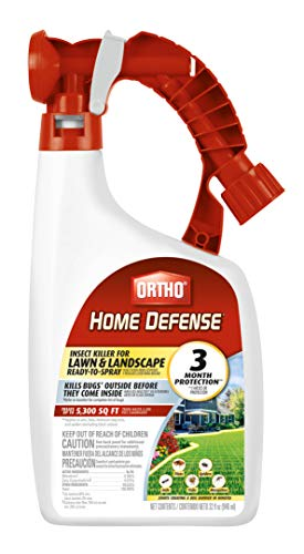 Ortho Home Defense Insect Killer for Lawn & Landscape Ready-to-Spray -...
