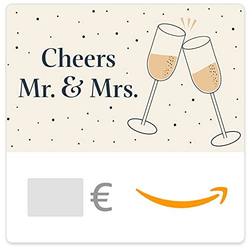Digitaler Amazon.de Gutschein (Cheers Mr. & Mrs)