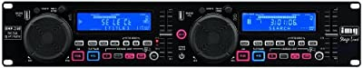 IMG Stage Line DMP-240 Professional DJ Dual MP3 Player