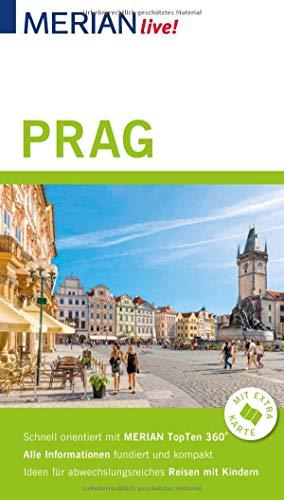 MERIAN live! Reiseführer Prag: Mit Extra-Karte zum Herausnehmen