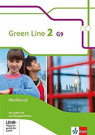 Green Line 2 G9 Workbook it 2 AudioCDs und Übungssoftware Klasse 6 Green Line G9 Ausgabe ab 2015 by Harald Weisshaar