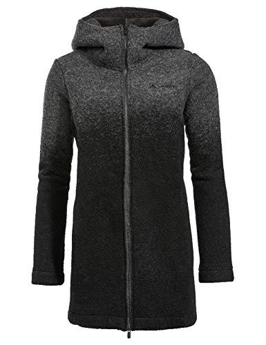 VAUDE Damen Women's Västeras Coat III Jacke, Black, 40