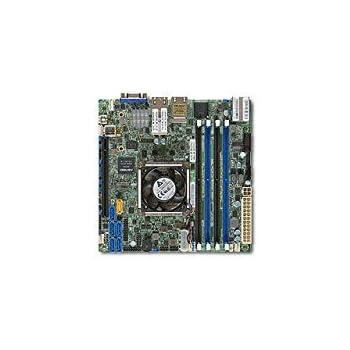 Supermicro DDR3 Socket F Motherboard X10SDV-6C+-TLN4F-O