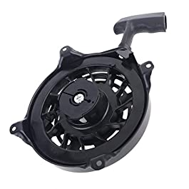 JIACUO Rewind Pull Recoil Starter for Honda BS1150 Brush Cutter Strimmer Tondeuse à Gazon