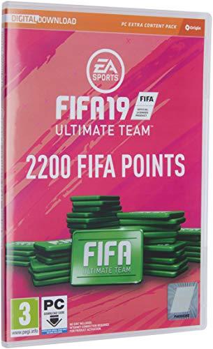 FIFA 19 2200 FUT POINTS PC