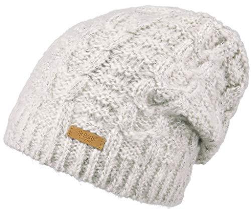 Barts Damen Anemone Baskenmütze, Elfenbein (Mascarpone), One Size (Herstellergröße: Unica)