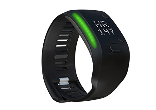 Amazing Deal adidas Fit Smart - Fitness and Activity Monitor Wristband - Black, Small (Renewed)