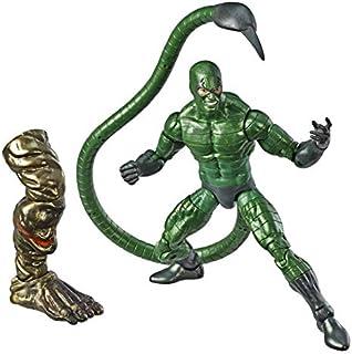 "Spider-Man Marvel Legends Series 6"" Marvel's Scorpion Collectible Figure"
