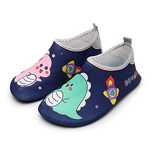 BIUDUI Zapatos De Zafado De Bebé Zapatos De Playa De Dibujos Animados Material Ligero Bebé Zapatos De Vadear Niños Nuevos Zapatos De Playa Al Aire Libre