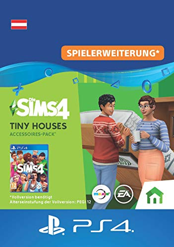 Die Sims 4 - Tiny Houses Accessoires-Pack | PS4 Download Code - österreichisches Konto