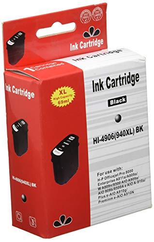 Cabezal regenerado HP 940 XL BK (OEM C4906AE)