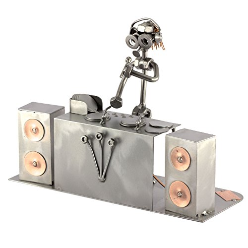 Steelman24 I DJ I Made in Germany I Idea para Regalo I Figura de metalo
