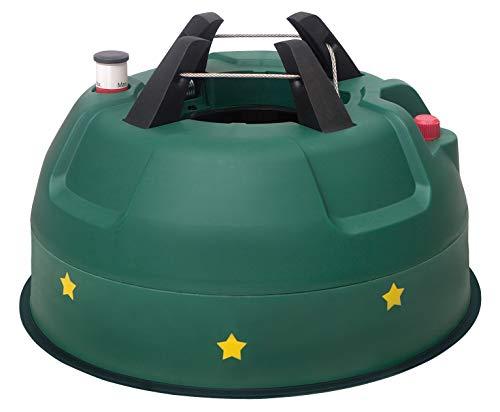 Star-Max T250 Support de Sapin de Noël autofixant pour Arbres jusqu'à 2,5 m Vert 34 cm