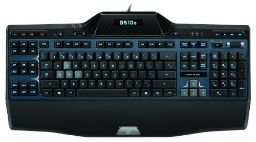 Logitech G510S Gaming Keyboard Tastatur