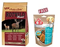 Cold-pressed premium dry dog food Economy Pack: 2 x 15kg combining all the raw ingredients without the use of steam or high temperatures ensures the raw chunks maintain their structure, nutrients and proteins before being pressed into pellets. Dried ...
