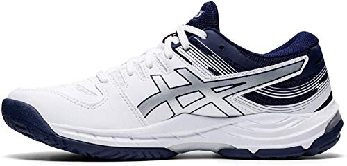 ASICS Damen Gel-Beyond 6 Volleyball-Schuh, White Peacoat, 39 EU