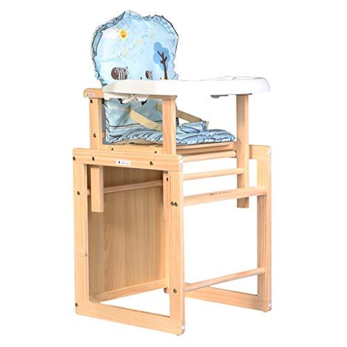 Chaise de bébé de sécurité, Ergonomique Chaise Haute, Pliable Multifonction Chaise de Salle à Manger pour bébé Facile à Nettoyer, Poids de roulement 30kg