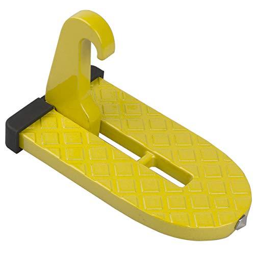 catpaw Auto Pedal Türstufe Klappleiter Fußrasten Fahrzeug Haken Pedal Einfacher Zugang Zum Auto Dach Auto Zubehör für SUV, RV, Geschäftsauto, Familienauto.