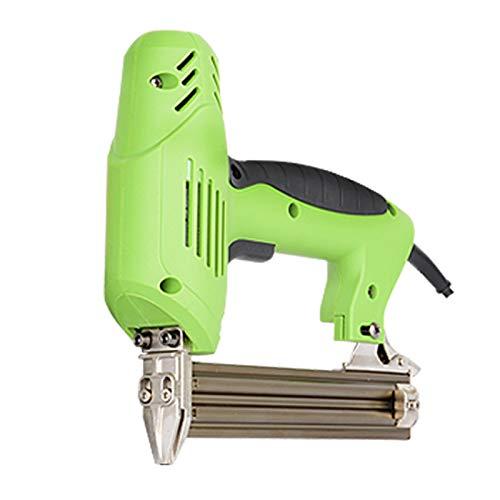 Pistola de Clavos eléctrica para clavadora eléctrica de madera Herramienta de clavado...