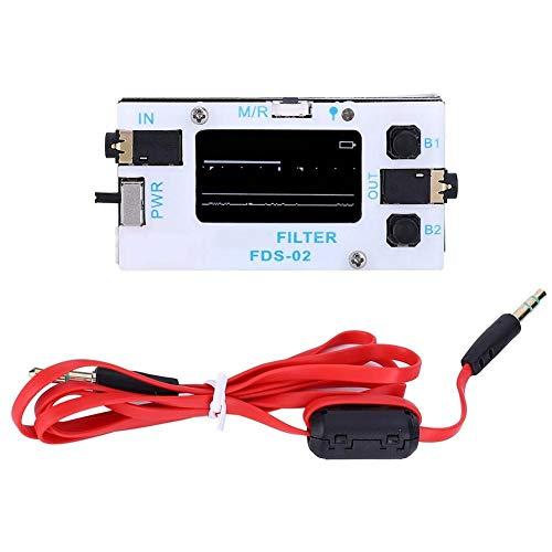 Alupre Filtro Digital Signal Processing SSB CW Amateur Radio for Yaesu/ICOM FT-817 857 897 Kx3 FT-818