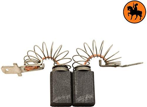 Kohlebürsten für SKIL F0151405H4 Schleifer -- 6,4x10x15mm -- 2.4x3.9x5.9''