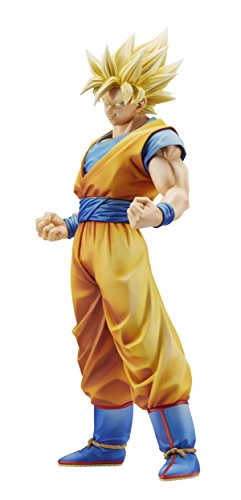 Banpresto Dragon Ball Z 9.8-Inch The Son Goku Master Stars Piece Figure, New Paint Version...