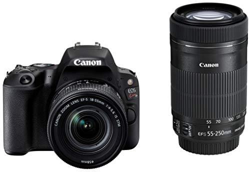 Canon(キヤノン)『EOSKissX9・ダブルズームキット』