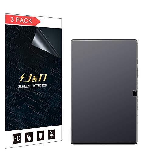 J&D Kompatibel für Samsung Galaxy Tab A7 10.4 inch 2020 Schutzfolie, 3-Pack [Antireflektierend] [Nicht Ganze Deckung] Matte Folie Displayschutzfolie für Galaxy Tab A7 10.4 inch 2020 Displayschutz