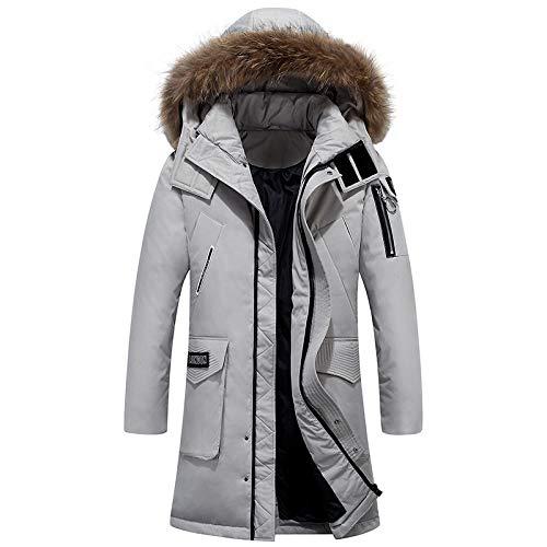 Jianhui Minus 40 graden koudebestendige winterjas mannen dikke warme mantel