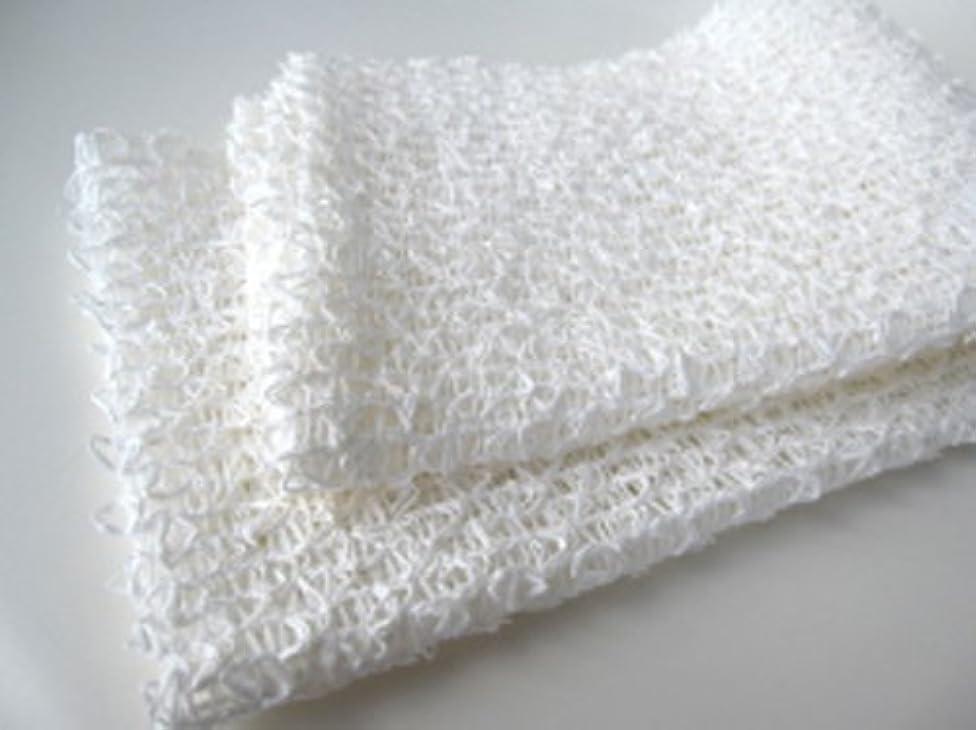 繊維コントロールタイムリーな和紙浴用ボディタオル