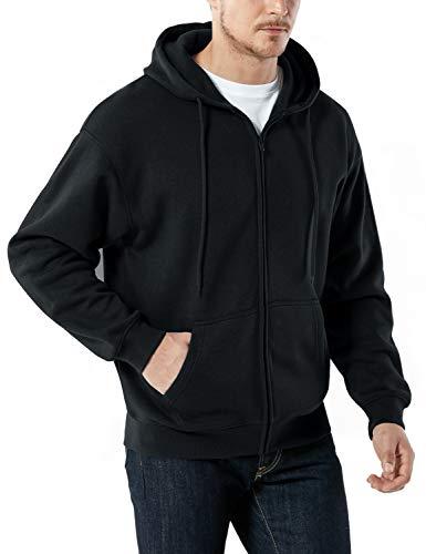 Lightweight Sports Sweatshirt TSLA Mens Long Sleeve Running Hoodie Active Performance Hooded Pullover T-Shirts